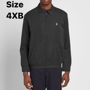 Polo Ralph Lauren Windbreaker Harrington Jacket 4X